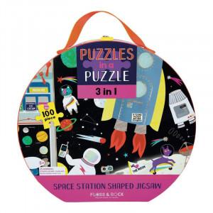 Space 100 Piece Jigsaw Puzzle