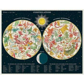 Constellations 1000 Piece Vintage Jigsaw Puzzle