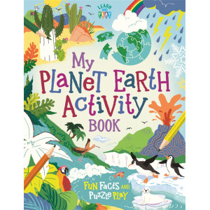 My Planet Earth Activity Book: Fun Facts and Puzzle Play
