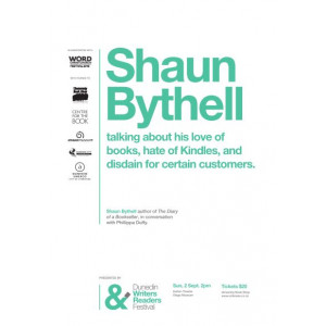 Event Ticket Shaun Bythell