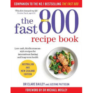 Fast 800 Recipe Book: Australian and New Zealand edition