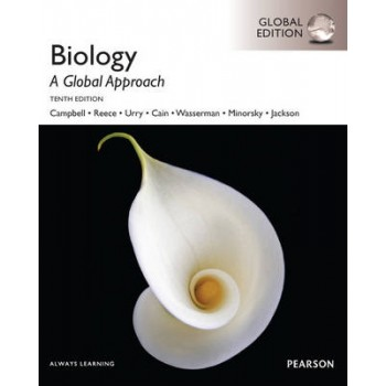 Biology: A Global Approach 10E (Global Edition) - SECOND HAND COPY
