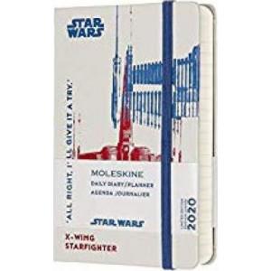 2020 Moleskine Star Wars Daily Pocket Diary