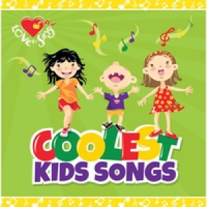 Love to Sing Coolest Kids Songs CD