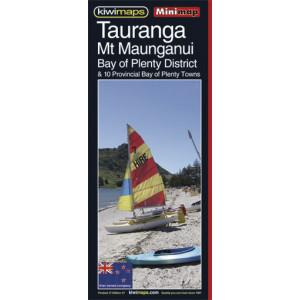 Kiwimaps Tauranga Minimap 27
