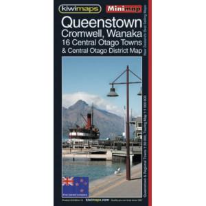 Kiwimaps Queenstown/Central Otago Minimap 23