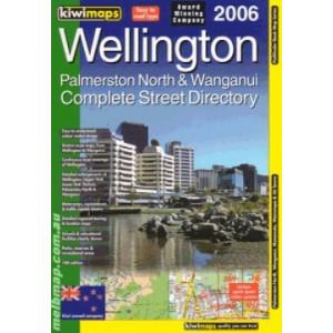 Kiwimaps Wellington Street Directory