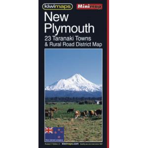 Kiwimaps New Plymouth Minimap 17
