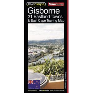 Kiwimaps Gisbourne Map