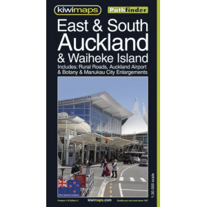 East and South Auckland Pathfinder 3rd Ed
