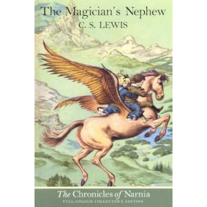 Magician's Nephew (Full Colour Edition - Chronicles of Narnia #1)