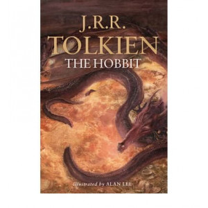 Hobbit: The Illustrated Edition