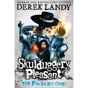 Faceless Ones : Skulduggery Pleasant #3
