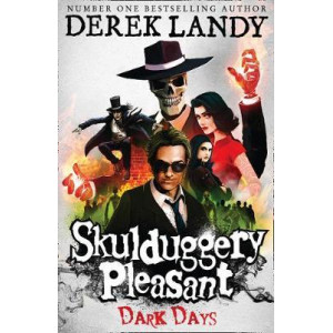 Dark Days : Skulduggery Pleasant #4