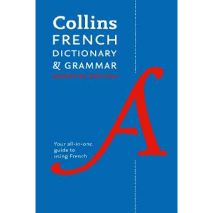 Collins French Essential Dictionary & Grammar