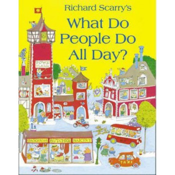 What Do People Do All Day?