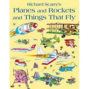 Planes & Rockets & Things That Fly