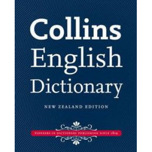 Collins English Dictionary: New Zealand