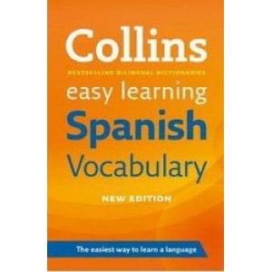 Collins Easy Learning Spanish Vocabulary