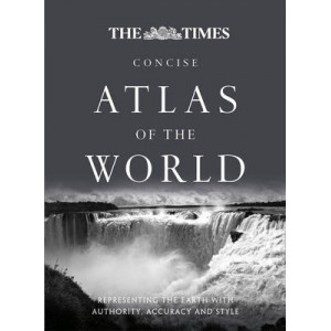 Times Atlas of the World: Concise Edition