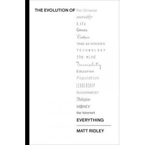 Evolution of Everything: How Ideas Emerge