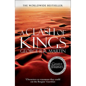 Clash of Kings: Book 2 of a Song of Ice & Fire