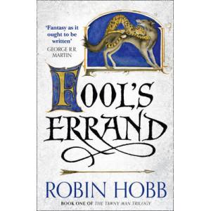 Fool's Errand: The Tawny Man #1