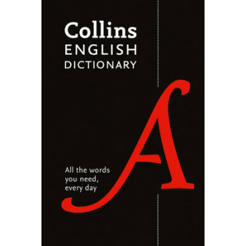 Collins English Paperback Dictionary