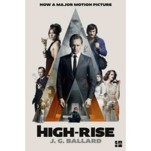 High-Rise (Film tie-in cover)