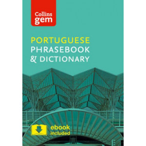 Collins Gem Portuguese Phrasebook and Dictionary