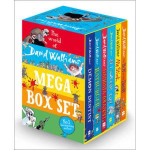 World of David Walliams: Mega Box Set