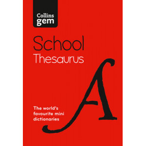 Collins Gem School Thesaurus