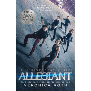 Allegiant: Divergent #3 (Film Tie-in edition)