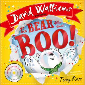 Bear Who Went Boo! BOOK & CD