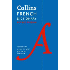 Collins French Dictionary: 40,000 Words and Phrases in a Portable Format