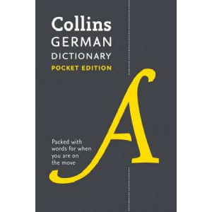 Collins German Dictionary: 40,000 Words and Phrases in a Portable Format: Collins German Dictionary
