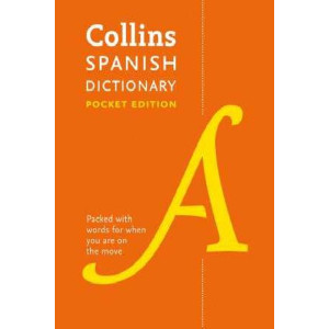 Collins Spanish Dictionary: 40,000 Words and Phrases in a Portable Format: Collins Spanish Dictionary