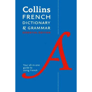 Collins Dictionary and Grammar: Two Books in One: Collins French Dictionary and Grammar
