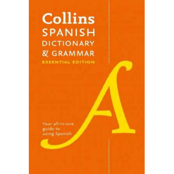 Collins Dictionary and Grammar: Two Books in One: Collins Spanish Dictionary and Grammar