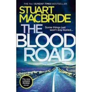 Blood Road (Logan McRae, Book 11)