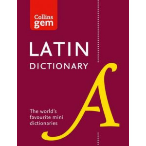 Collins Latin Dictionary Gem Edition