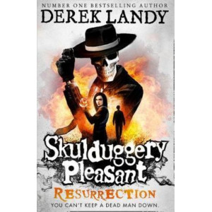 Resurrection (Skulduggery Pleasant #10)