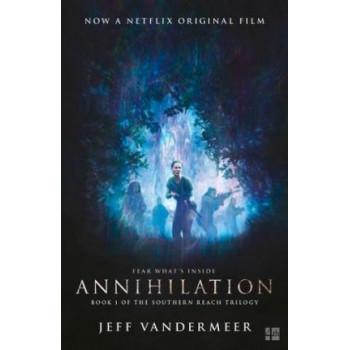Annihilation (Film Tie-In Edition)