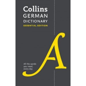 Collins German Dictionary Essential edition