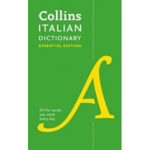 Collins Italian Dictionary Essential edition