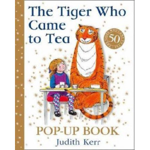 Tiger Who Came to Tea Pop-Up Book, The