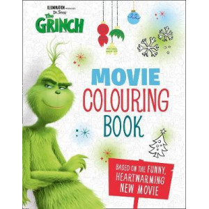Grinch, The: Movie Colouring Book: Movie tie-in