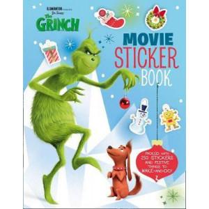 Grinch, The: Movie Sticker Book: Movie tie-in