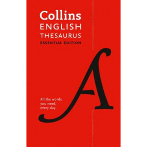 Collins English Essential Thesaurus