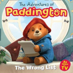 Adventures of Paddington: Wrong List